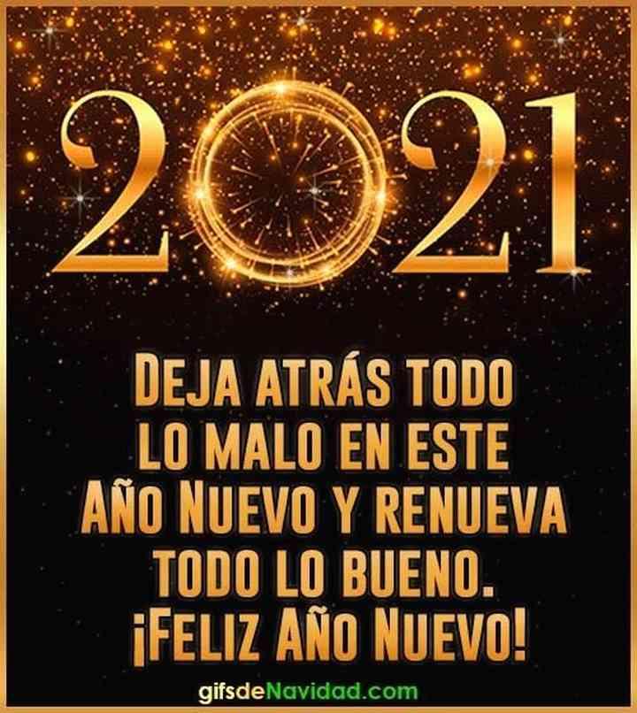 Felicitaciones de Navidad y Año Nuevo 2020 - 2021 2