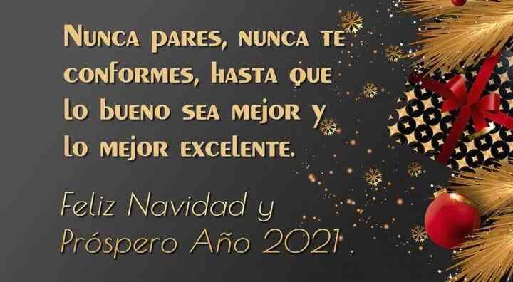 Felicitaciones de Navidad y Año Nuevo 2020 - 2021 4