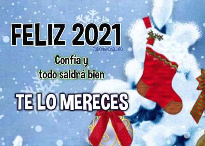 Felicitaciones de Navidad y Año Nuevo 2020 - 2021 1