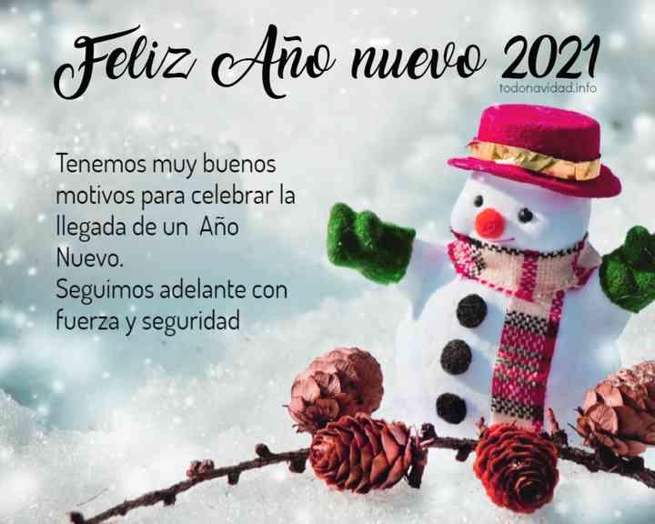 Felicitaciones de Navidad y Año Nuevo 2020 - 2021 9