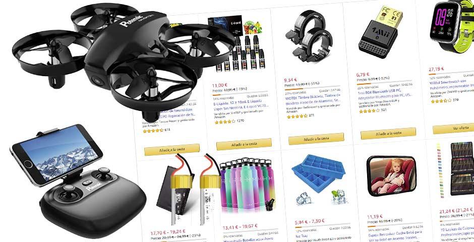 Aprovecha las ofertas de Amazon para esos regalos de Reyes... 1