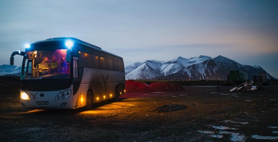 Si te subes a este autobús, te juegas la vida 2