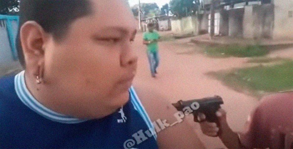 Cuando conoces al ladrón que te va a robar 2
