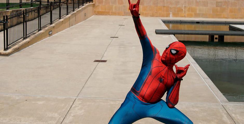 Ser Spiderman también tiene sus limitaciones 2