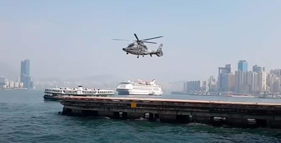 ¿Este helicóptero está embrujado? 1