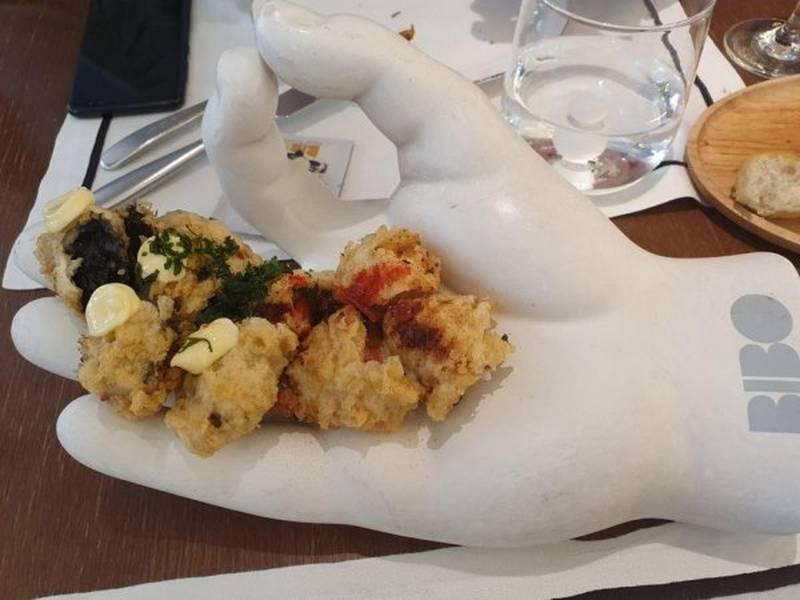 Restaurantes que presentan sus platos de forma original (galería de fotos) 4