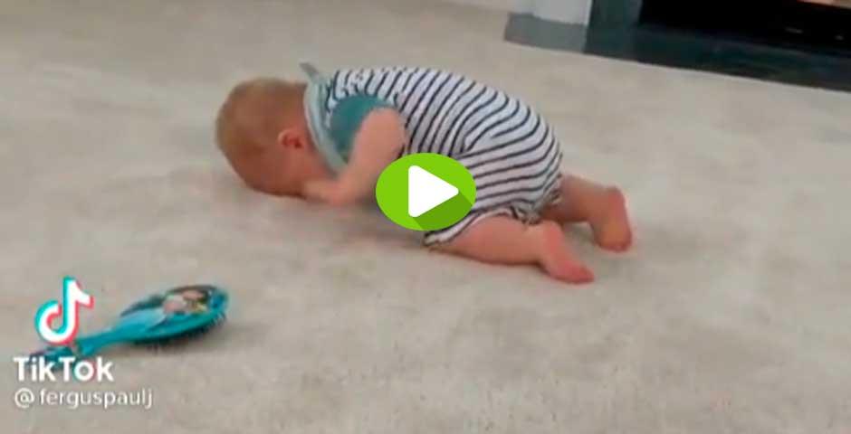Creo que el bebé está funcionando mal 1