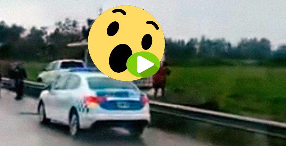Que alguien me explique este accidente de tráfico, por favor... 2